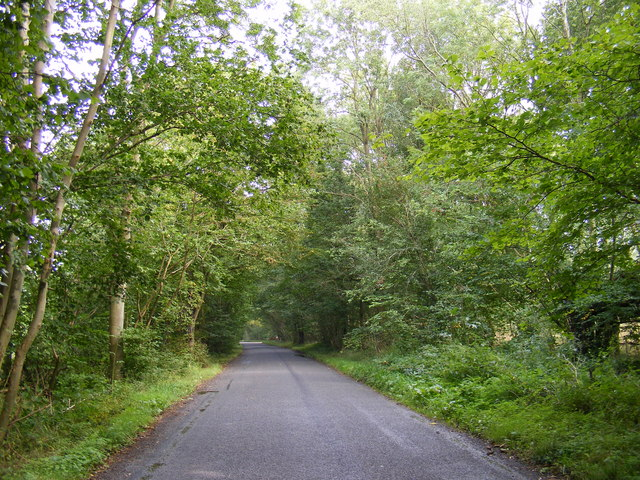 Pretty Road, Theberton