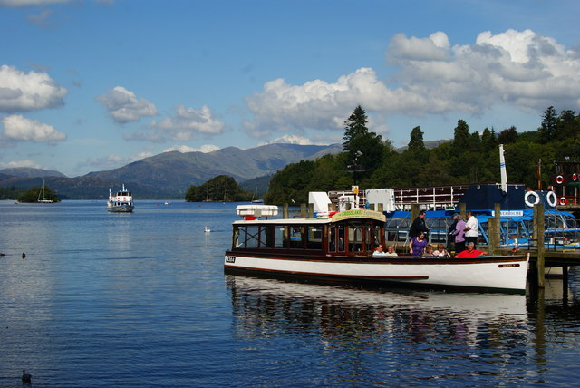 Bowness-on-Windermere, Cumbria