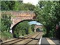 TF0850 : Railway bridges, Ruskington : Week 37