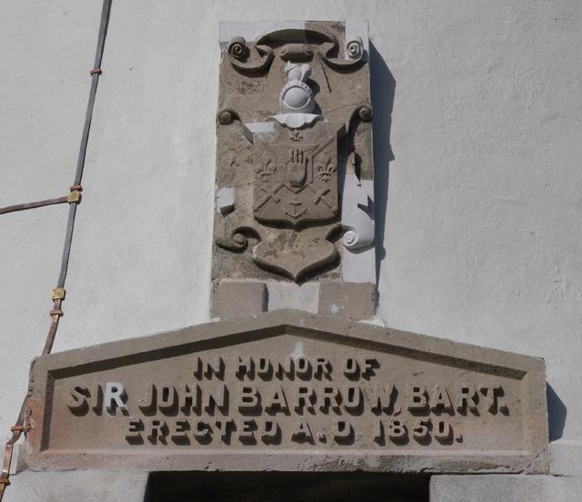 Barrow Monument, Ulverston