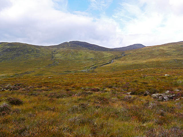 The Allt Coire nan Giomach