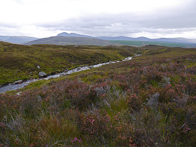 The Allt Chaldar