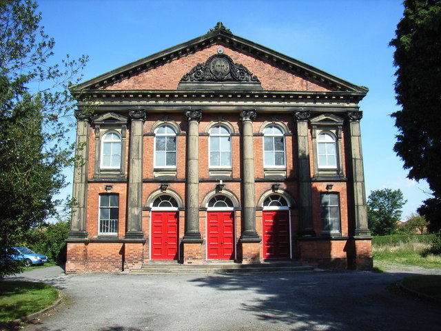Wesleyan Methodist Chapel, Cowick Road