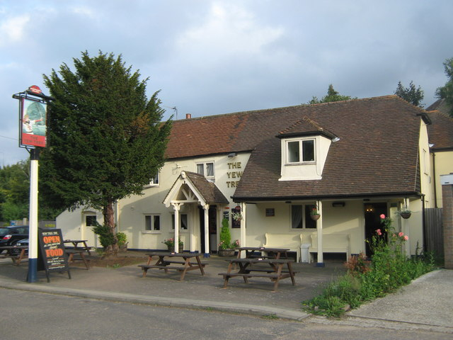 The Yew Tree Public House, Sandling
