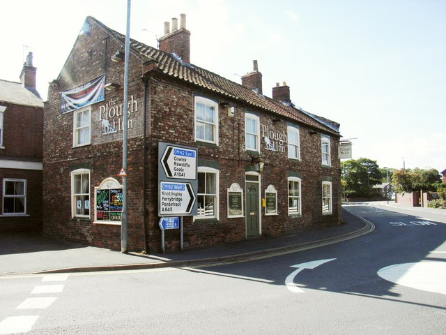 The Plough, Shearburn Terrace