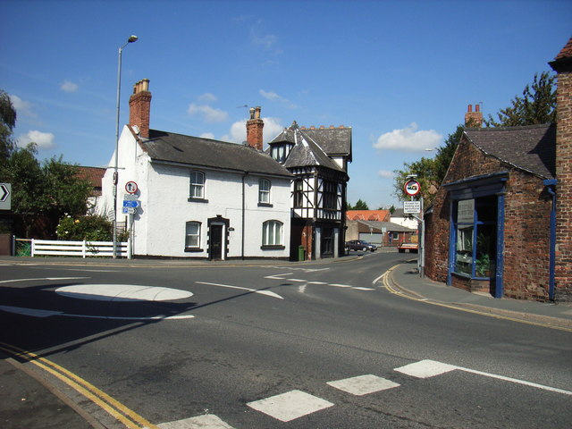 Pontefract, Selby, Beast Fair Roads Junction, Snaith
