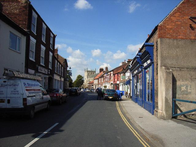 High Street, Snaith
