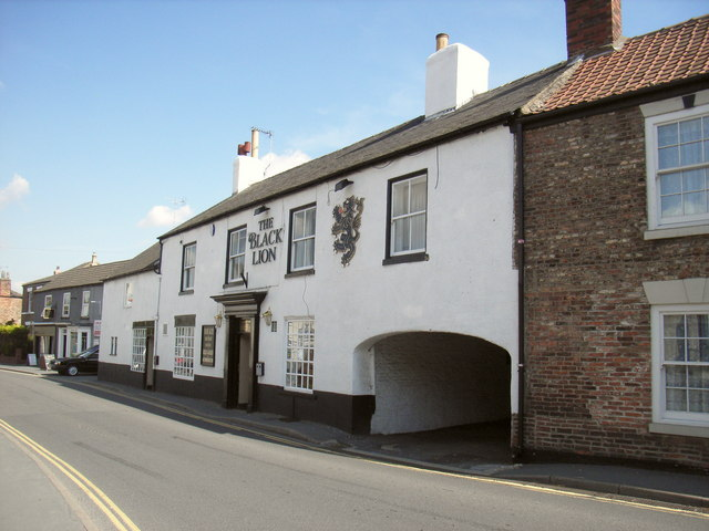 The Black Lion, Selby Road, Snaith