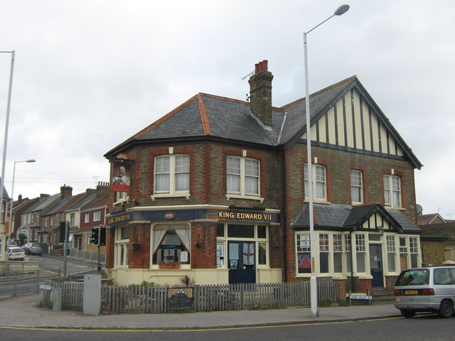 King Edward VII Public House, Margate