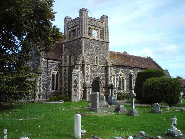St Mary, Walton