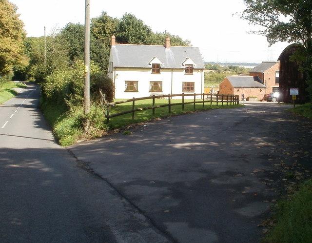 Cropthorne Farm near Portskewett