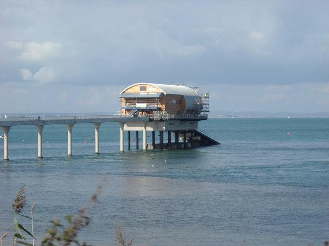 Bembridge Life Boat Station