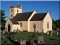 ST4988 : Portskewett Anglican Church (Church in Wales) : Week 37