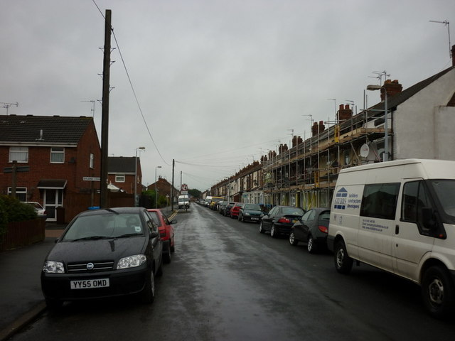 Belmont Street, East Hull