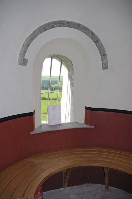 Sir John Barrow Monument (interior)
