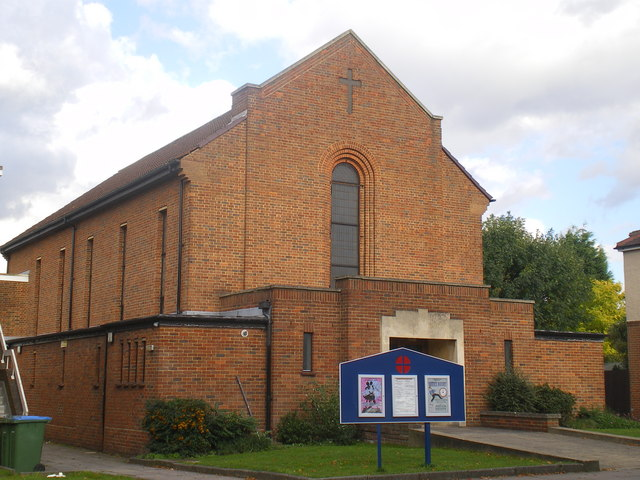 Methodist Church - New Eltham