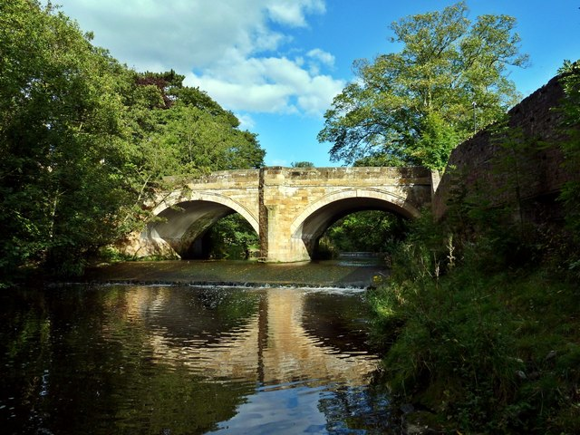 Bridge of River Leven, Hutton Rudby