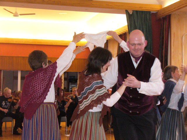 Shetland Folk Dance Society