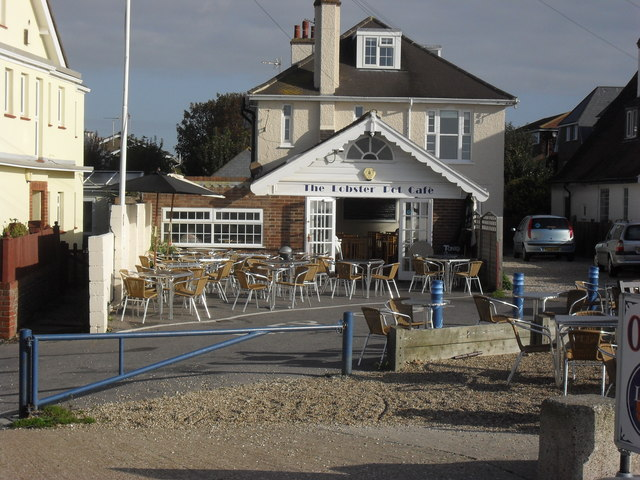 The Lobster Pot Cafe, Felpham © andrew auger :: Geograph Britain and Ireland