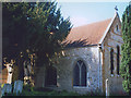 TQ2276 : St Mary's church, Barnes: old chancel by Stephen Craven