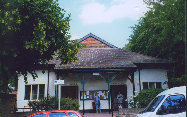 The Barnes Church Hall