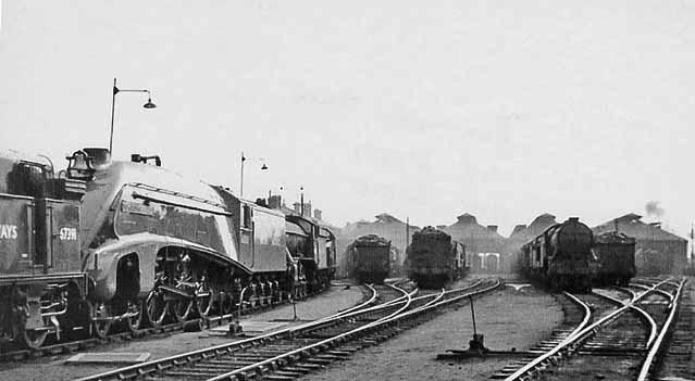 Doncaster Locomotive Depot 169 Ben Brooksbank Geograph