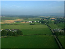 NS4565 : Candrens and Boghead from the air by Thomas Nugent