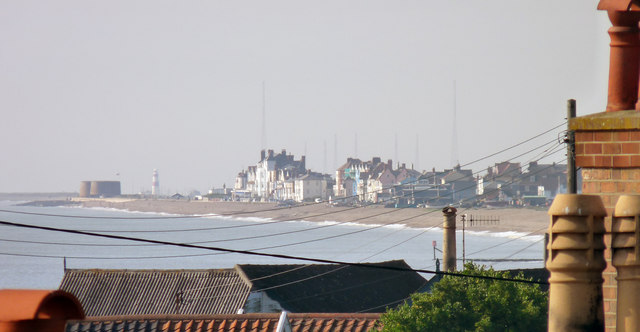 From Thorpeness to Aldeburgh and Orford