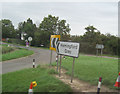 TL2969 : Turn off for Hemingford Grey from A14 by John Firth