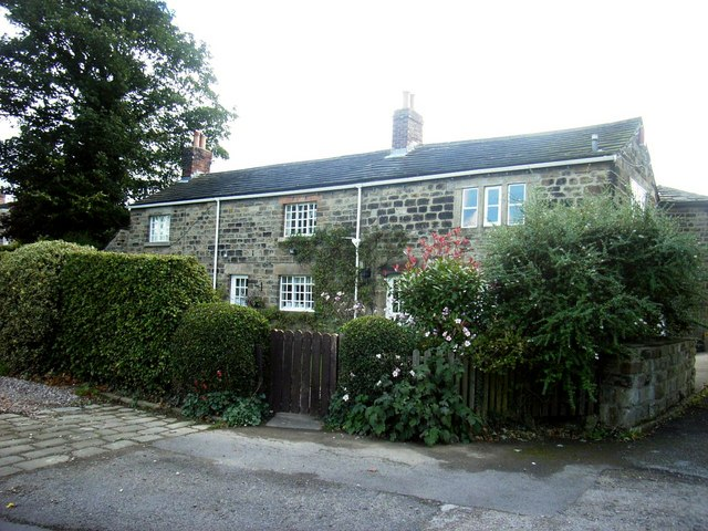Kings Arms Cottages, Heath