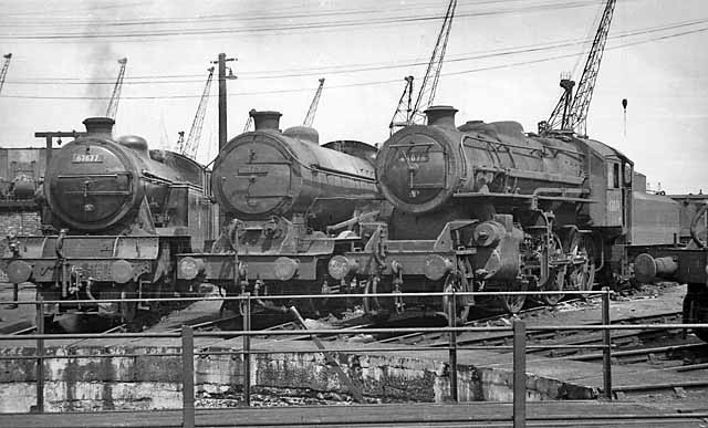 Middlesbrough Locomotive Depot