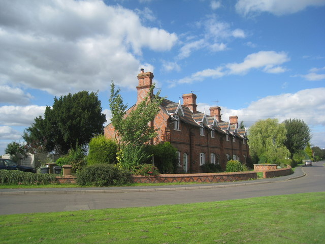 Almshouses, West Street, Brant Broughton