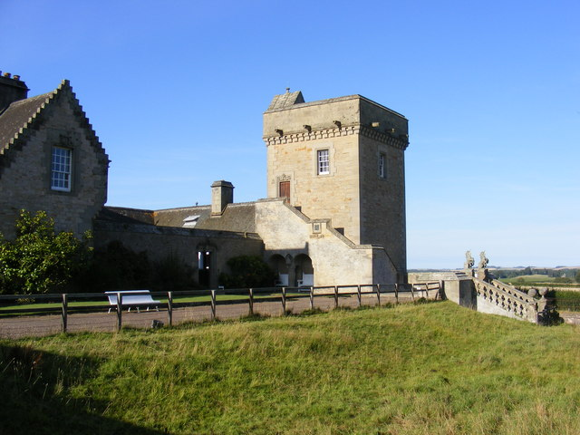 Tower House and dairy, Manderston House