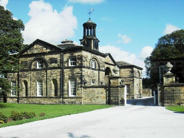 Heath Hall the North Pavilion
