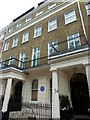 TQ2878 : Former home of Vivien Leigh in Eaton Square by Basher Eyre