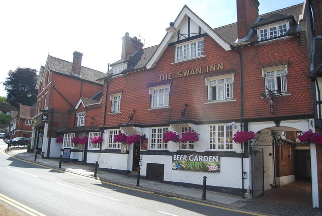 The Swan Inn, High St