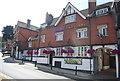 SU9032 : The Swan Inn, High St by N Chadwick