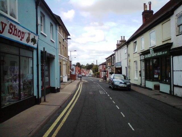 Bury St