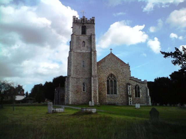 St Mary, Coddenham