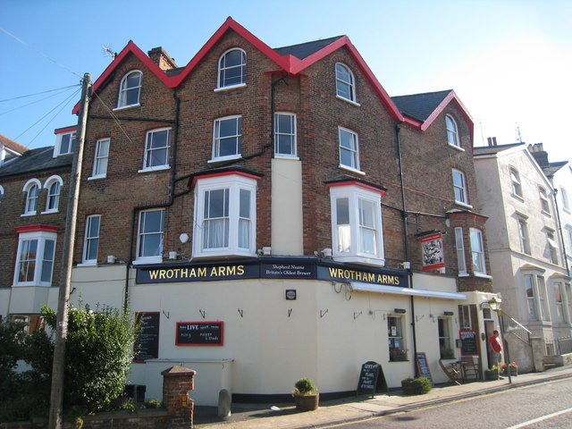 Wrotham Arms, Broadstairs