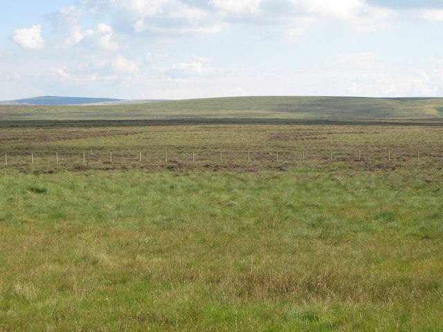 Ouston Fell below White Hill