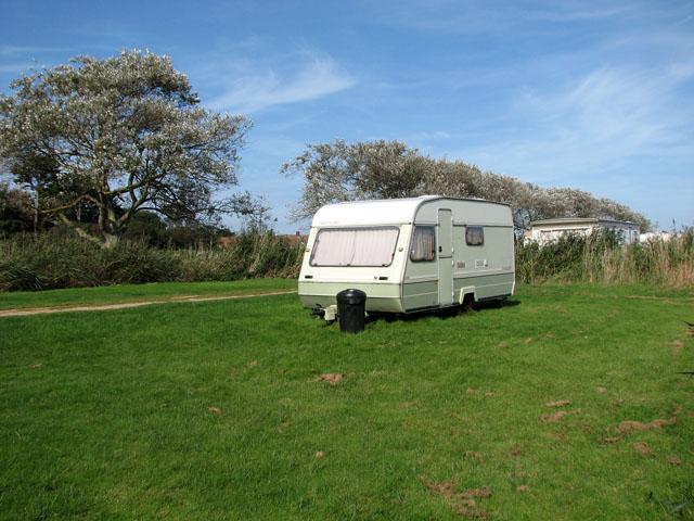 Camping and caravan site, Walberswick