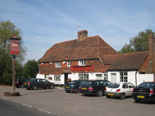 The Woolpack Inn, Benover
