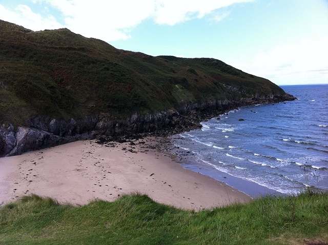 Foxhole Point, Broughton Bay