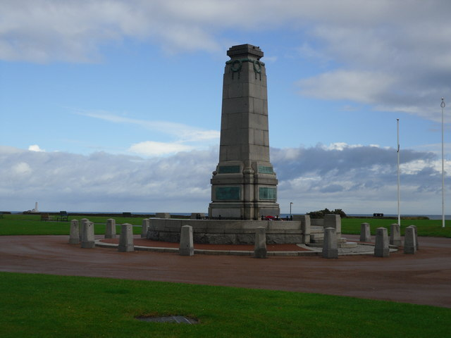 War Memorial, Whitley Bay