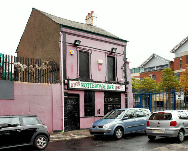"The ""Rotterdam Bar"", Belfast (2)"