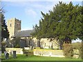 TM3761 : Benhall St Mary's church by Adrian S Pye