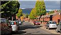 J3273 : Abingdon Drive, Belfast (1) by Albert Bridge