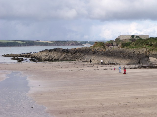 West Angle Beach, Pembrokeshire © nick macneill :: Geograph Britain ...: www.geograph.org.uk/photo/2081617