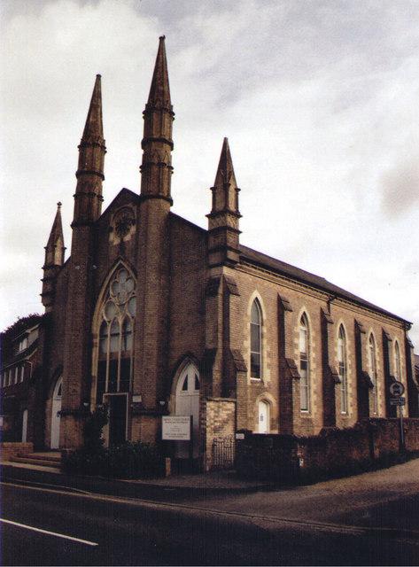 Trinity United Reformed Church Ringwood